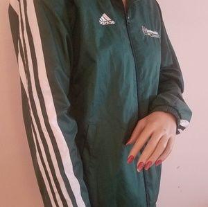 New Adidas Men's Full Zip Track Jacket Small
